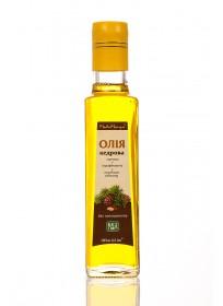 Кедровое масло 0,2дм3