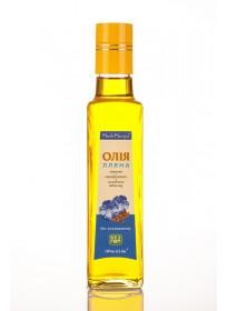 Льняное масло 0,2дм3