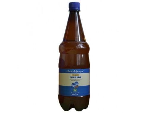 Льняное масло 1,0дм3