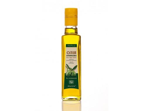 Оливковое масло 0,2дм3