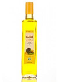Ядра кондитерского подсолнечника масло 0,5дм3