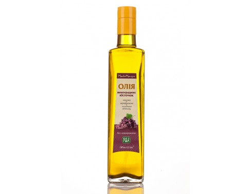 Виноградных косточек масло 0,5дм3